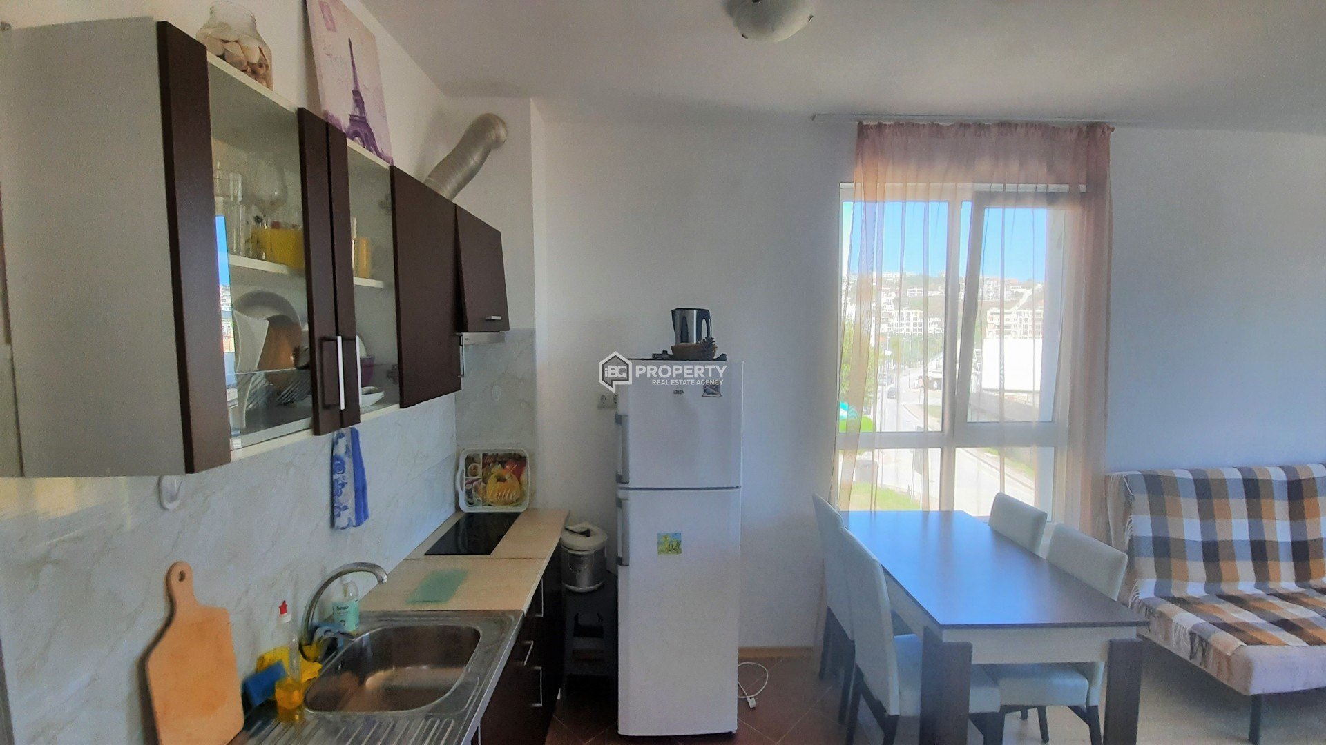 Двустаен апартамент Бяла 72 m2