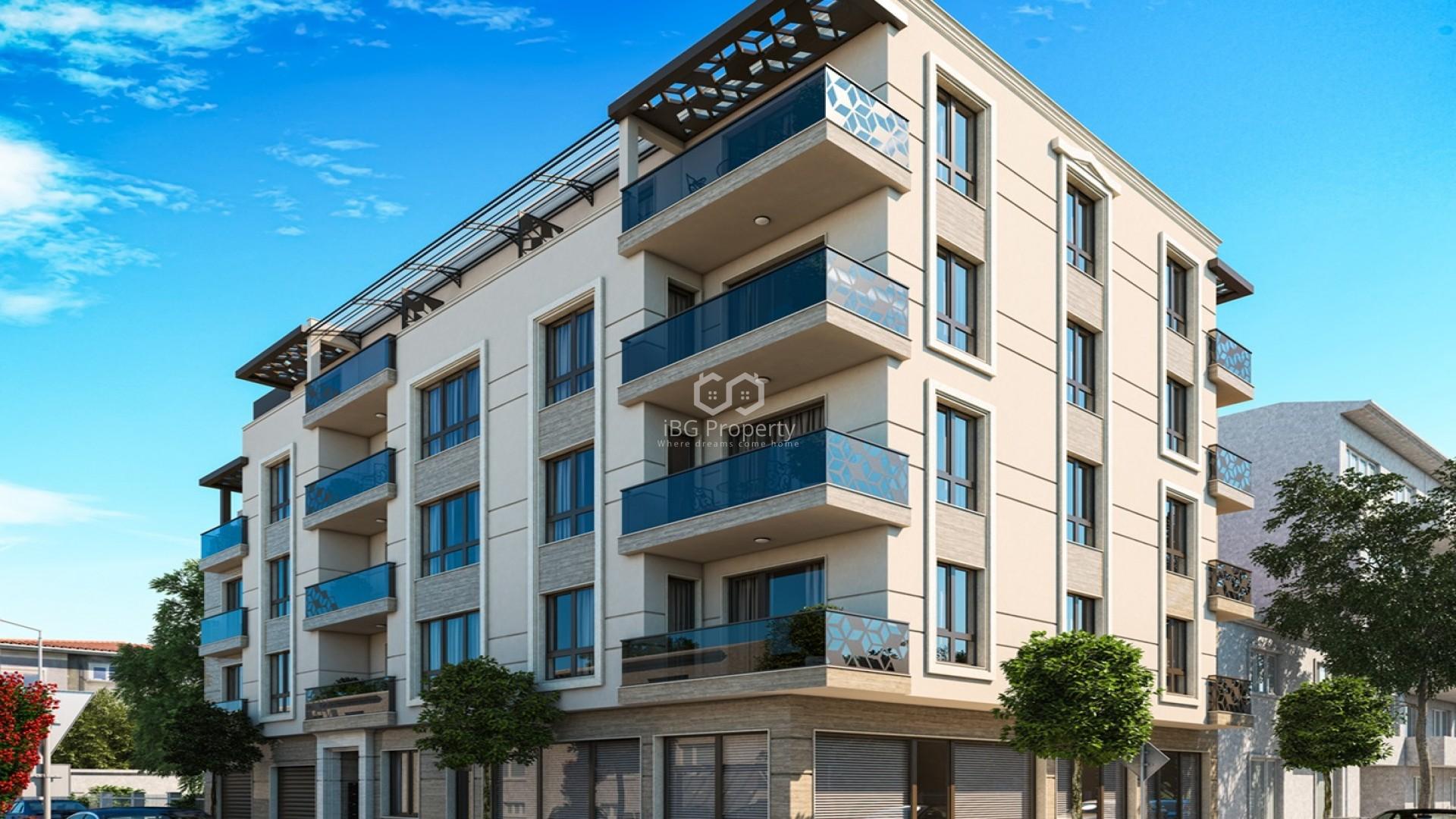 Двустаен апартамент Поморие 38 m2