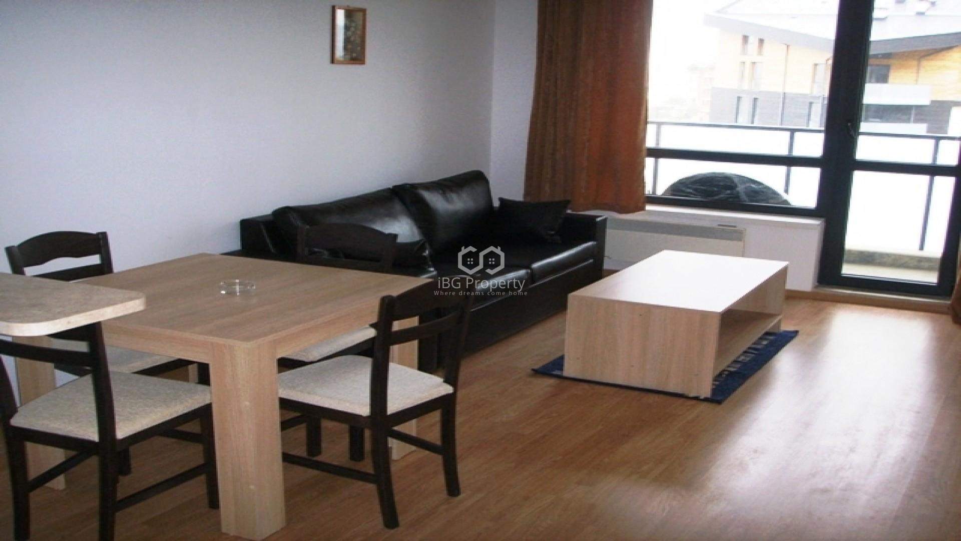Двустаен апартамент Банско 64 m2