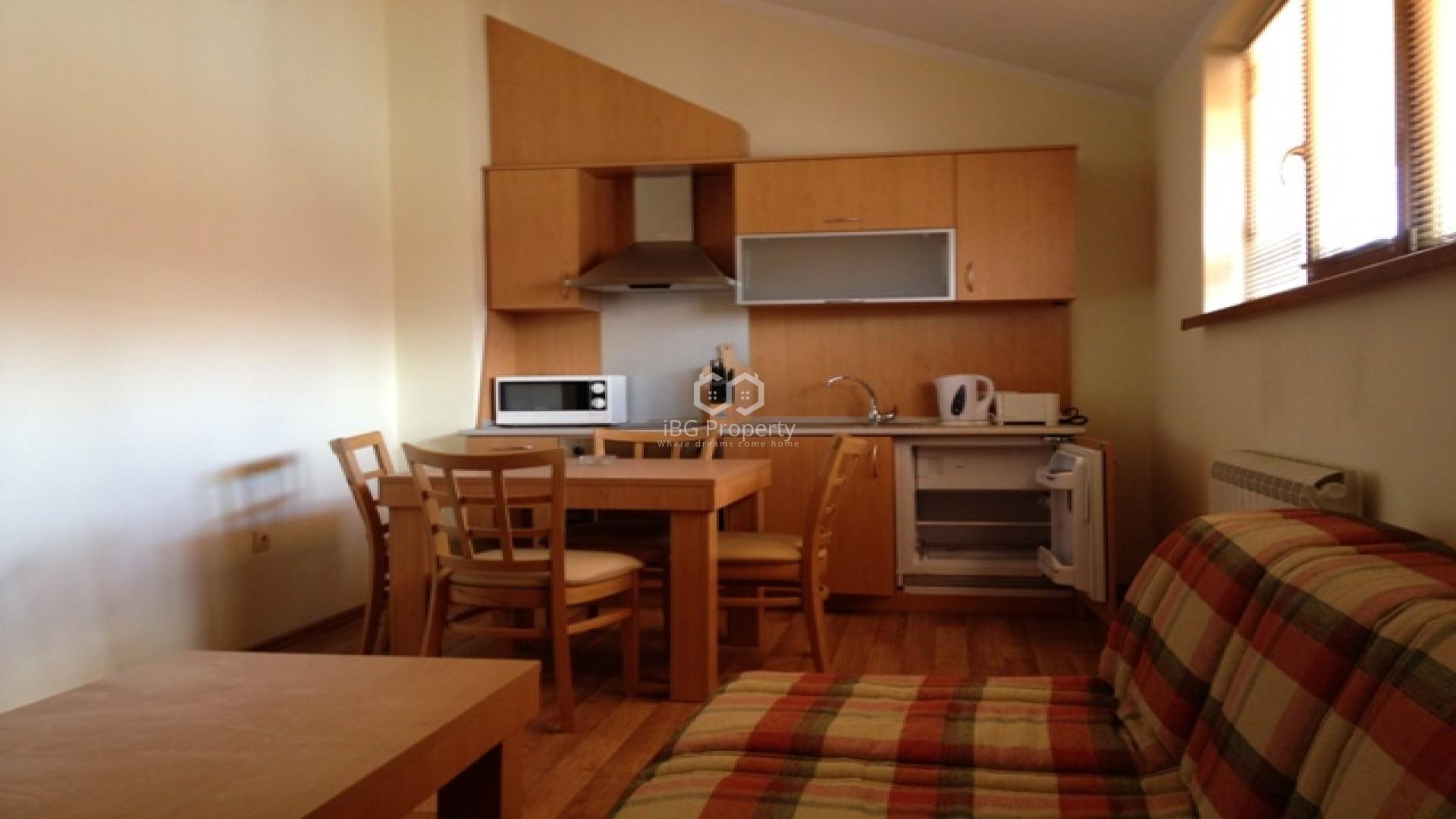 Двустаен апартамент Банско 63 m2