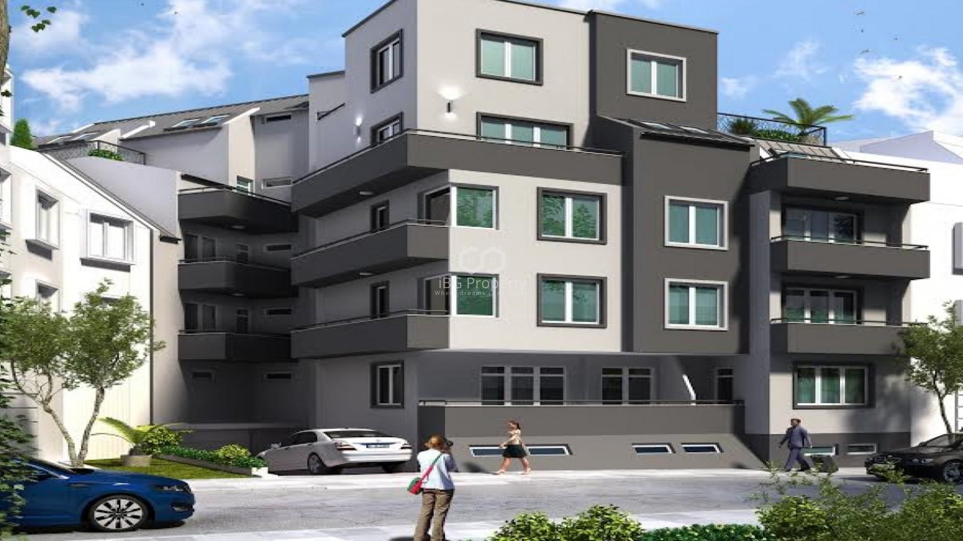 Тристаен апартамент Погреби Варна 62 m2