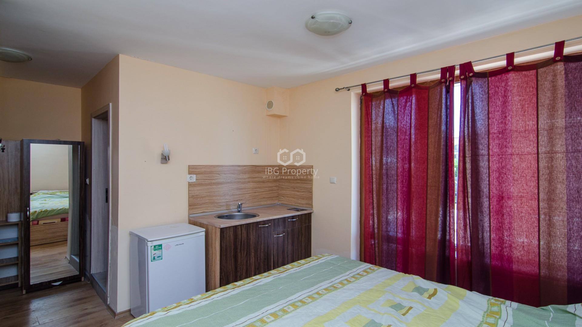 Едностаен апартамент Бяла 24 m2