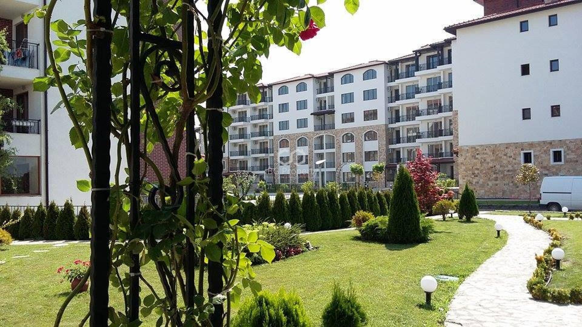 Eдностаен апартамент Несебър 26 m2
