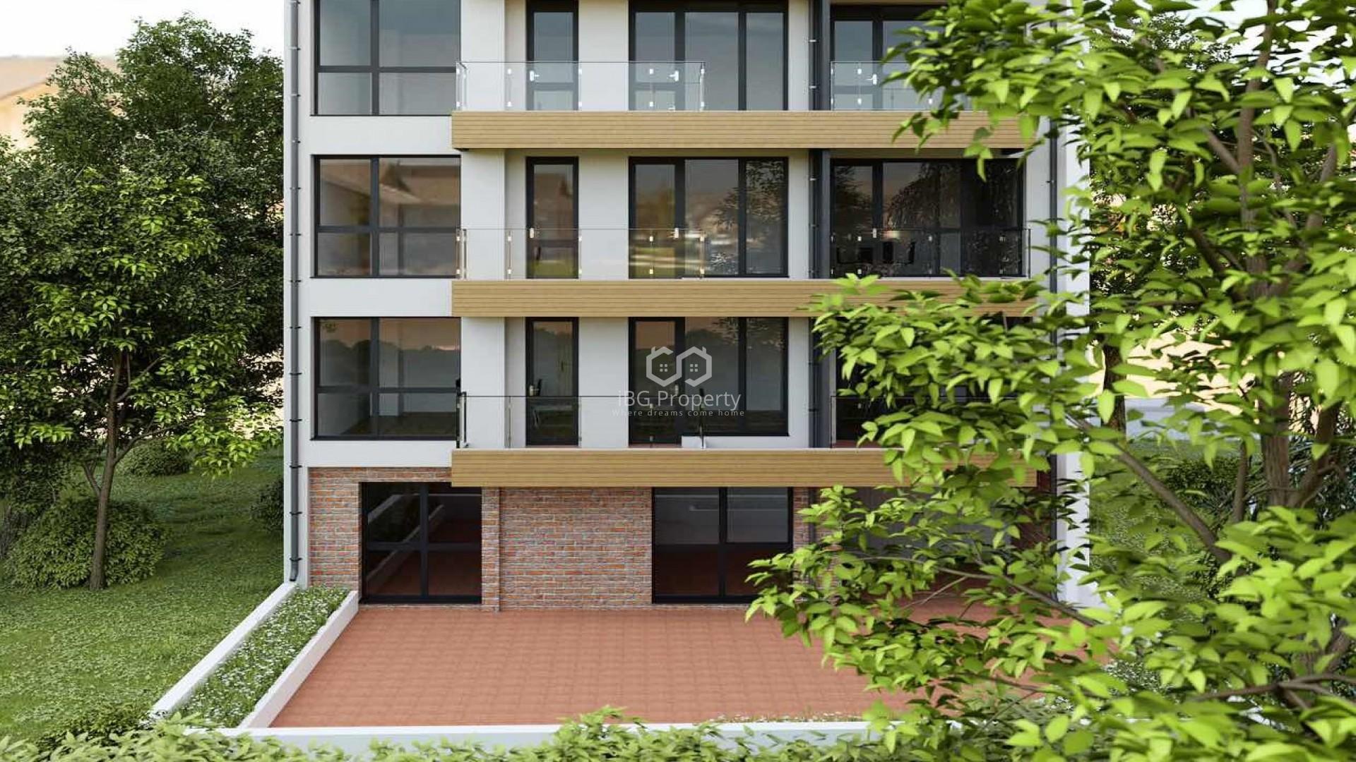 Тристаен апартамент Лятно кино Тракия Варна 117 m2