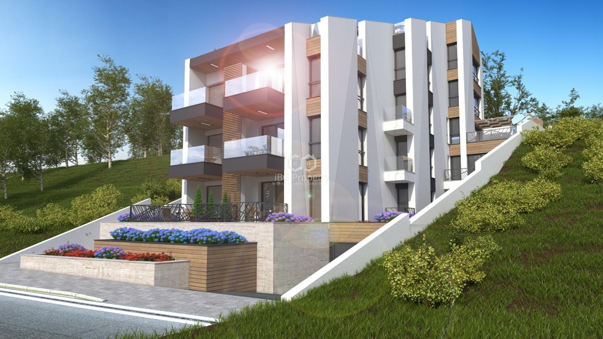 Двустаен апартамент Созопол 65 m2