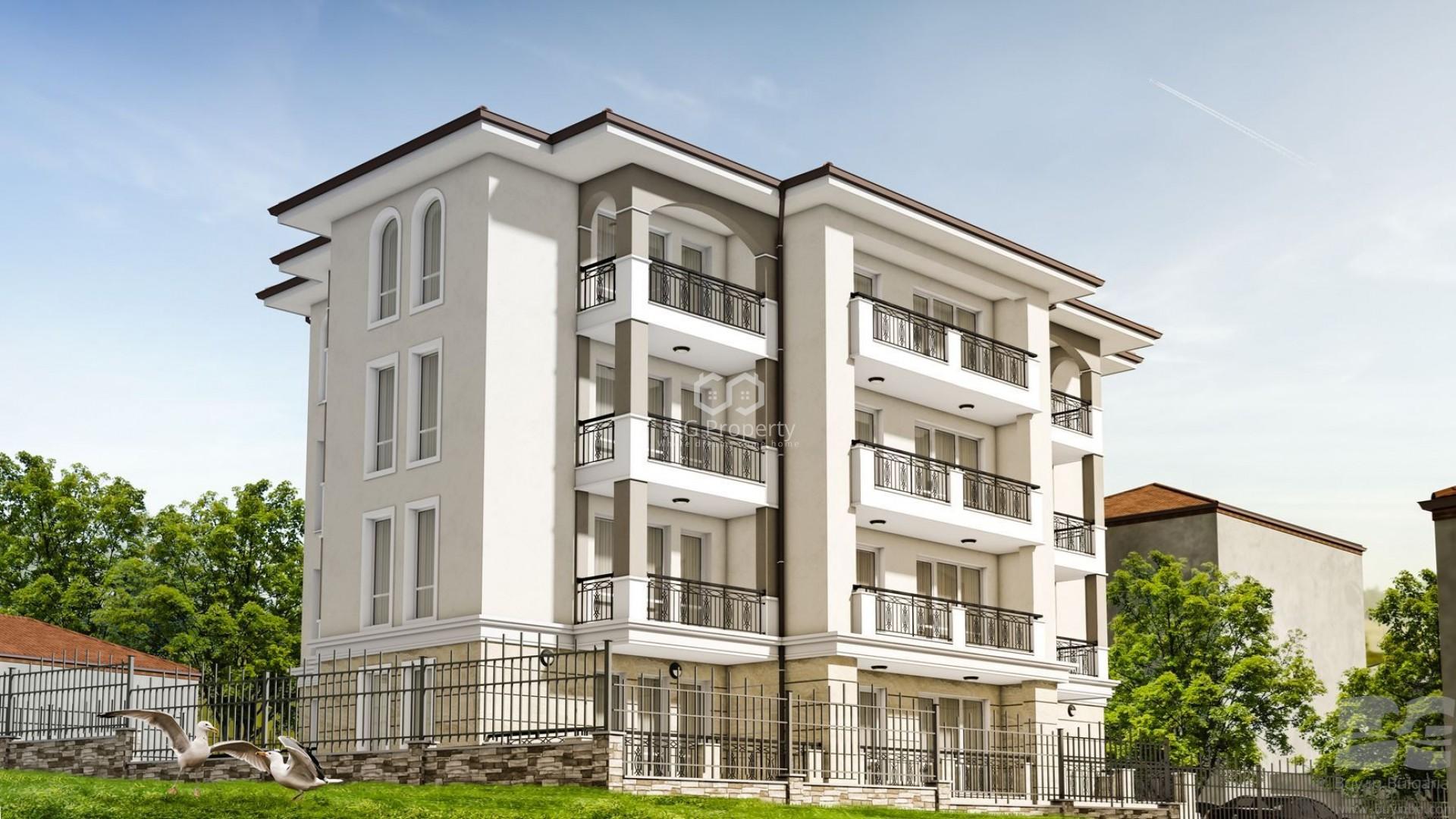 Двустаен апартамент Галата Варна 61 m2