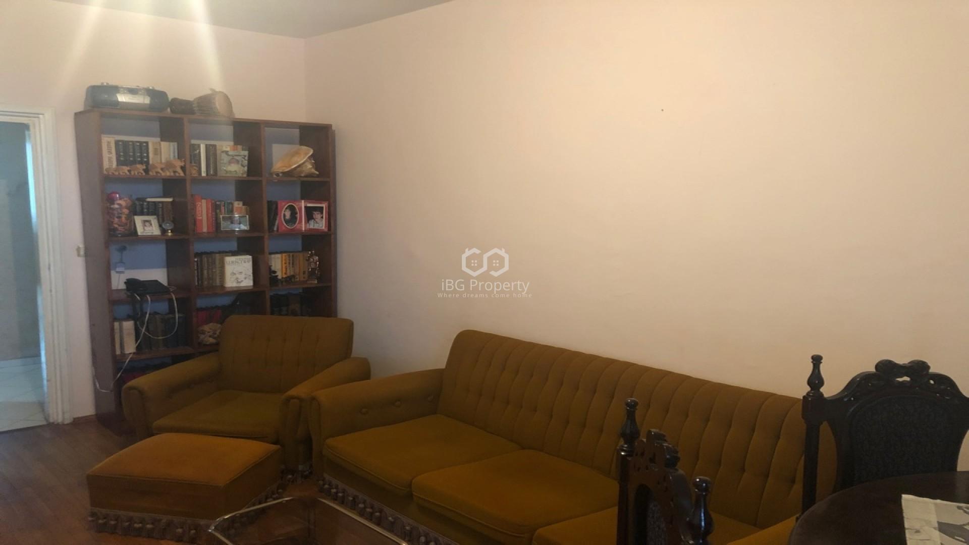 Тристаен апартамент Широк център Варна 91 m2