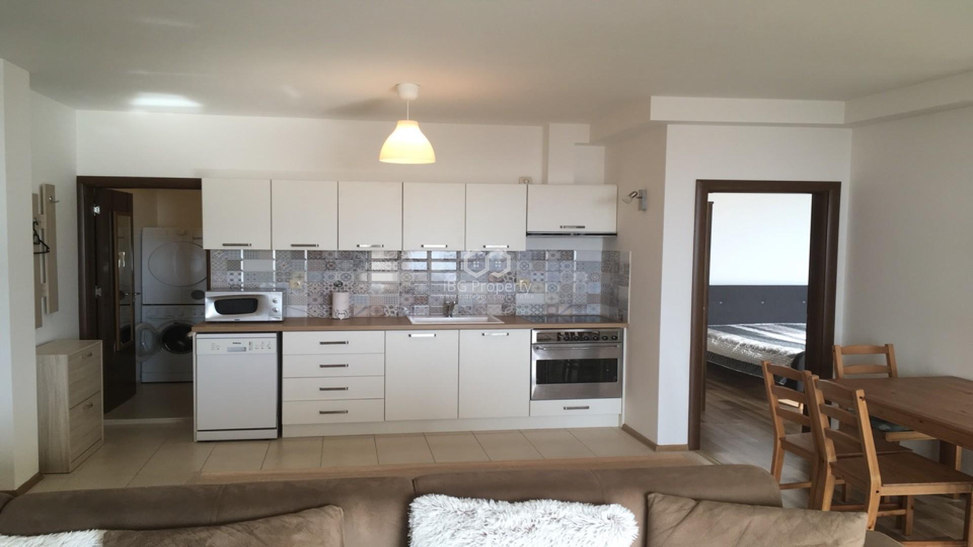 Двустаен апартамент Бриз Варна 72 m2