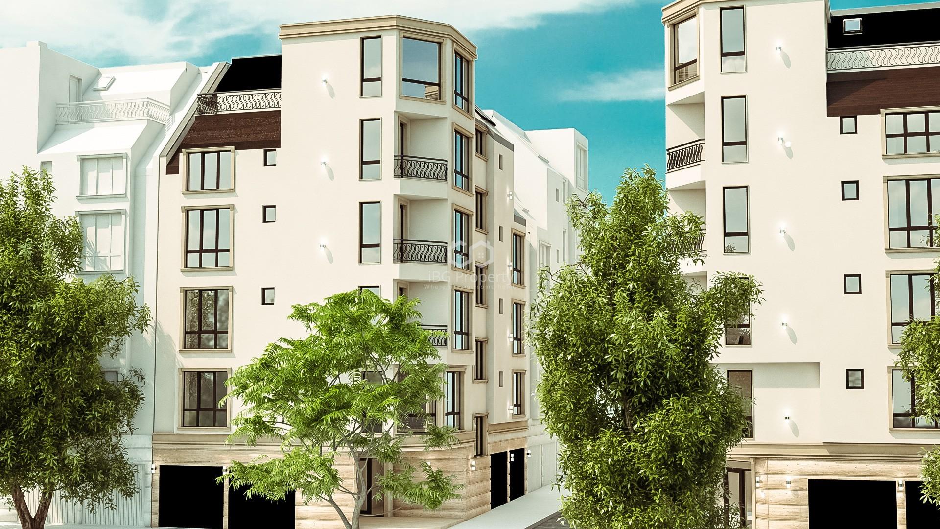 Тристаен апартамент Колхозен пазар Варна 134,24 m2