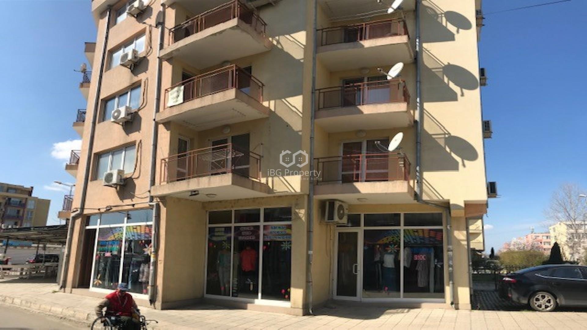 Двустаен апартамент Слънчев Бряг 64,54 m2