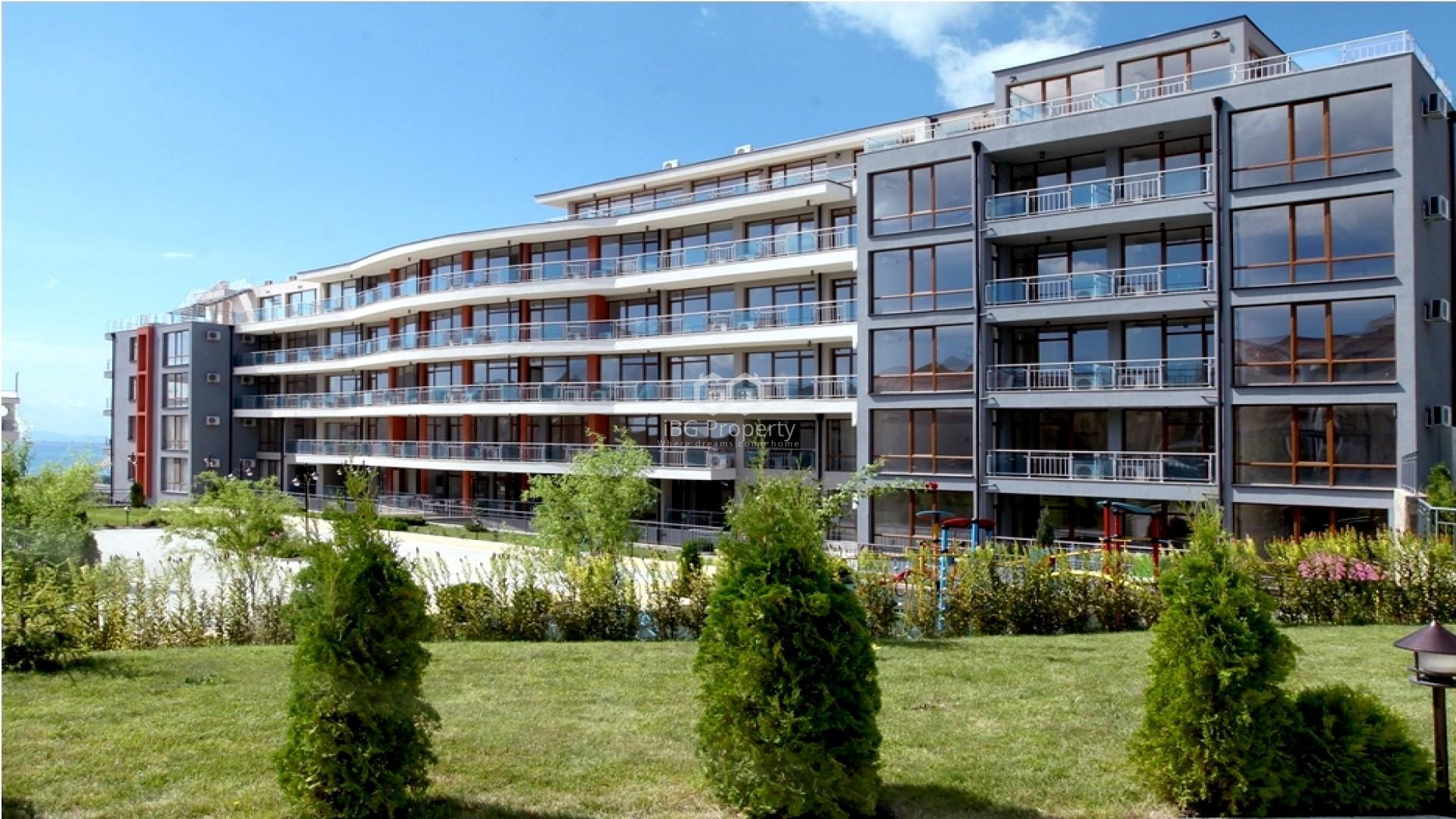 Двустаен апартамент Свети влас 68.36 кв.м