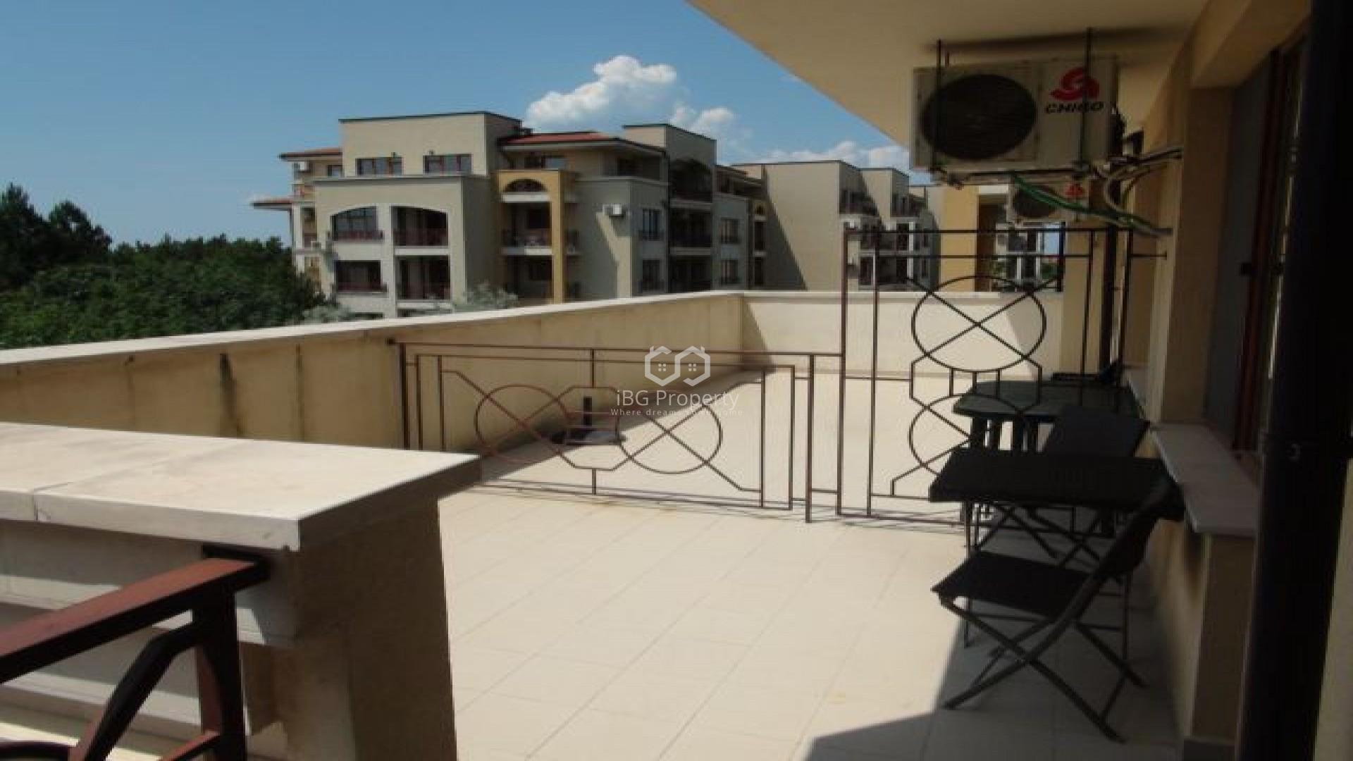 Двустаен апартамент Балчик 90 m2