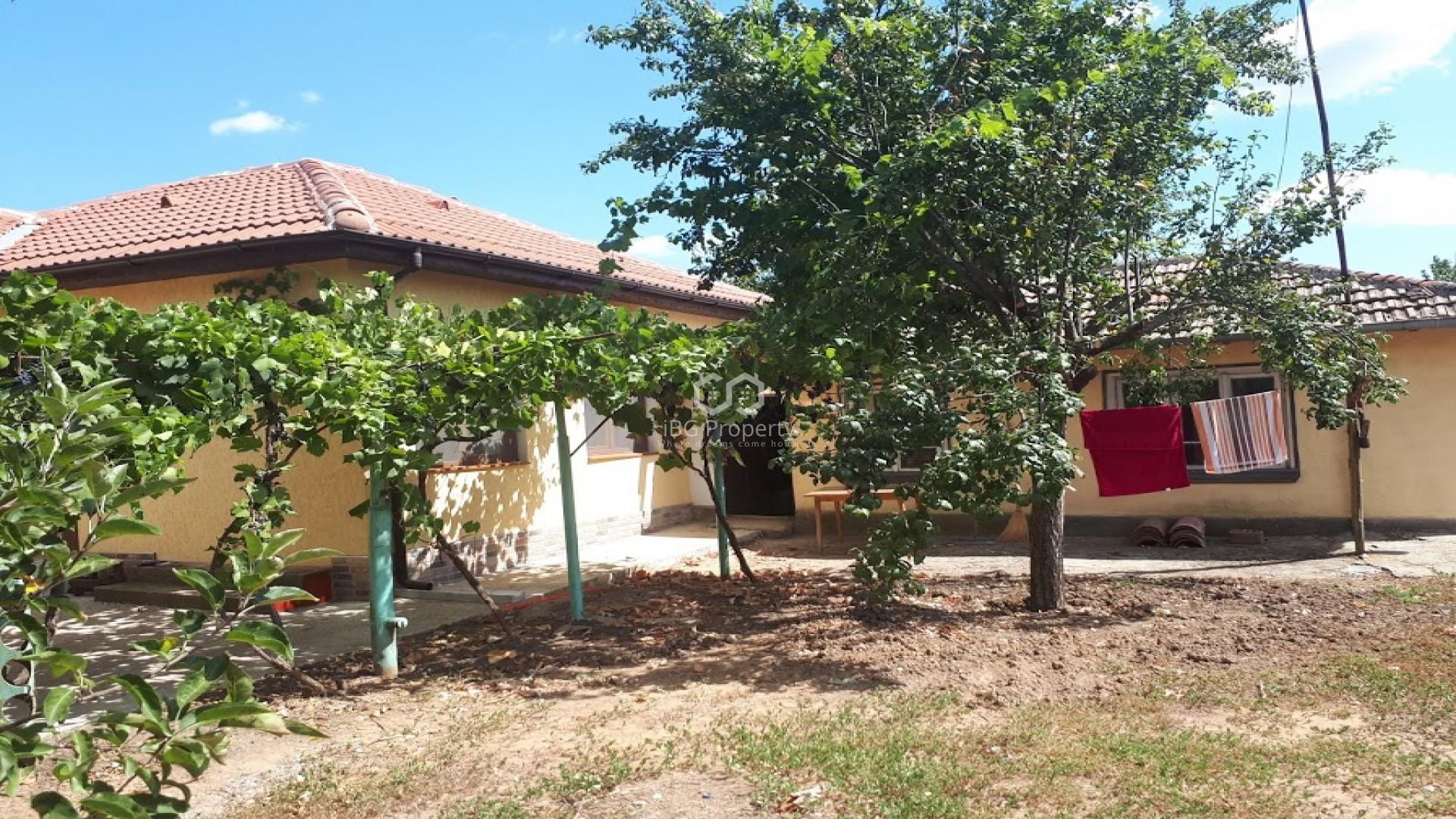 Къща село Гурково 125 кв.м.
