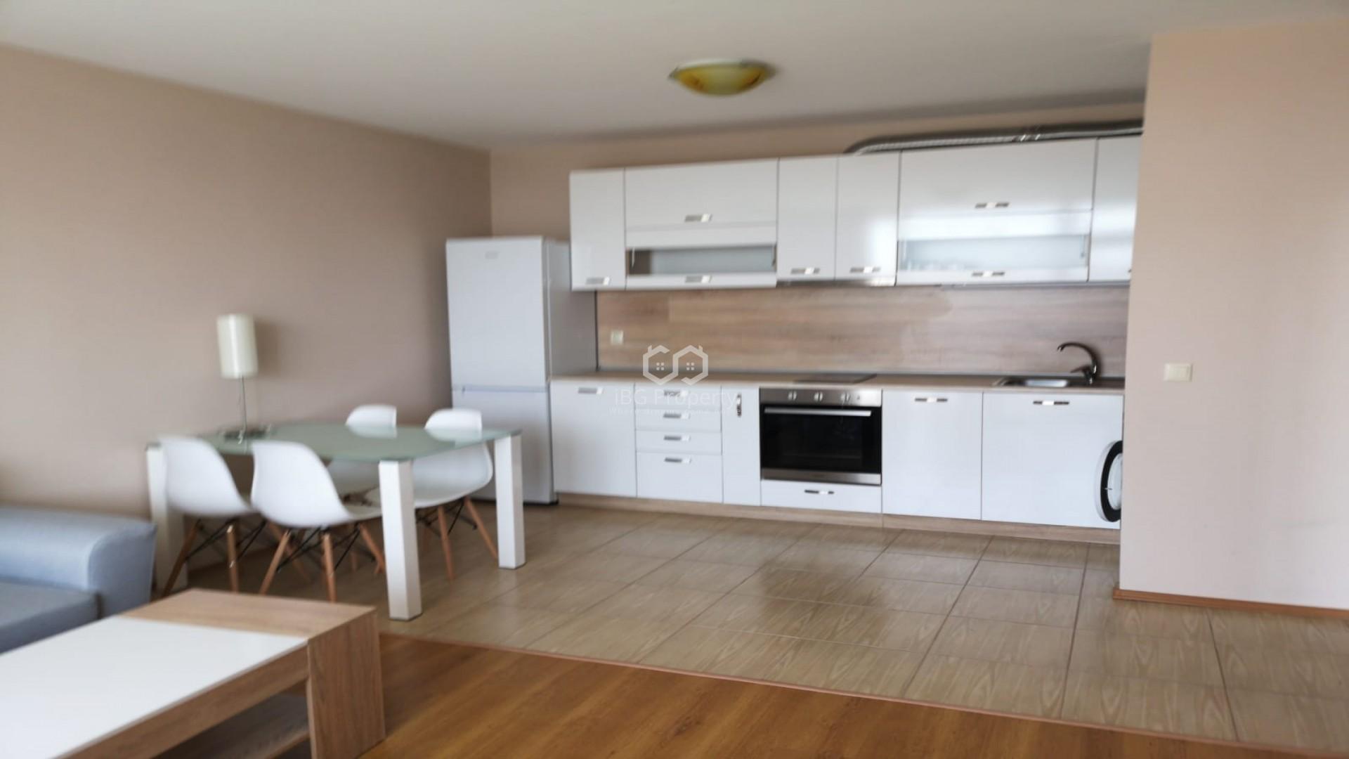 Двустаен апартамент Несебър 68 m2