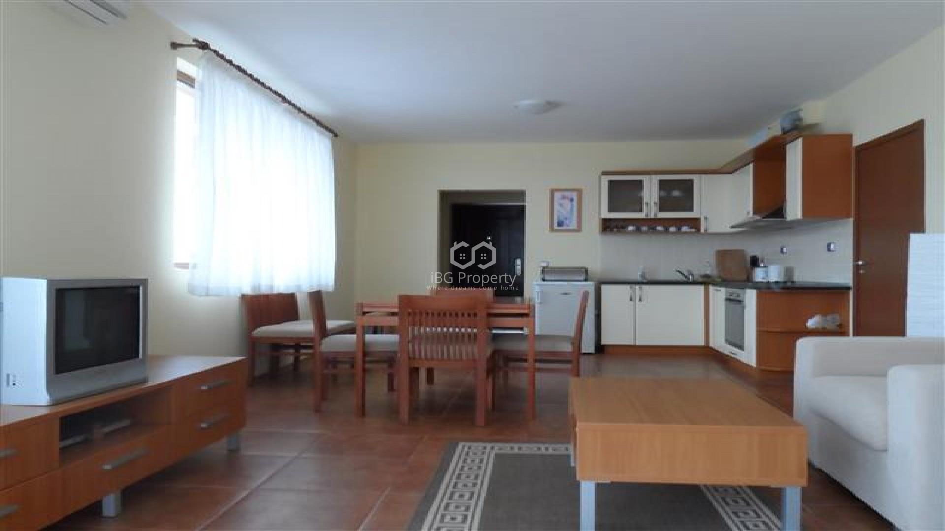 Tристаен апартамент Бяла 108 m2