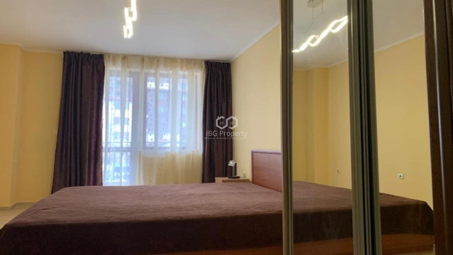 Tристаен апартамент Несебър 82 m2