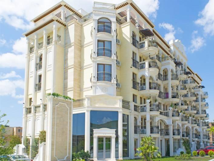 Tристаен апартамент Свети Влас 191 m2
