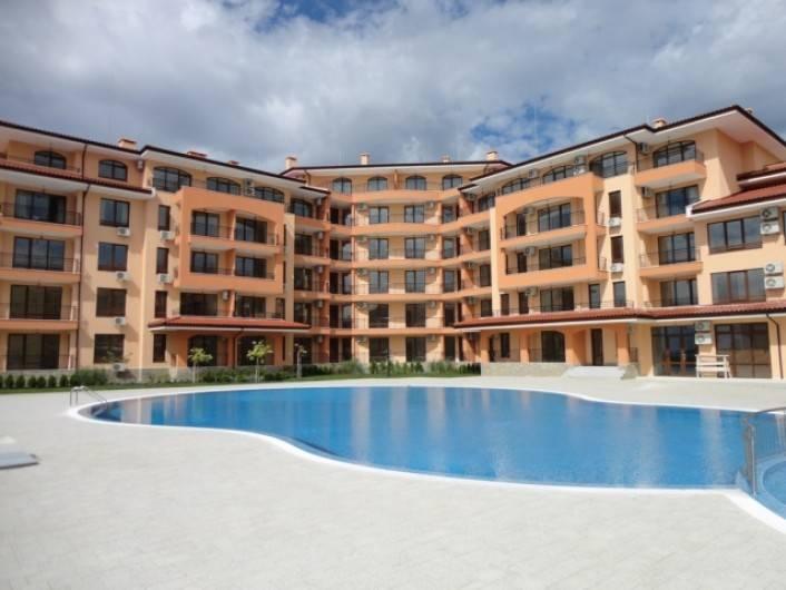 Двустаен апартамент Свети Влас 70 m2