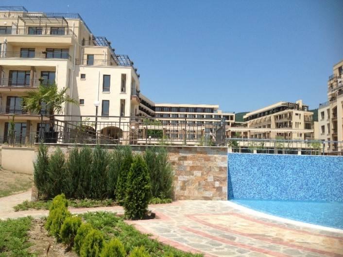 Двустаен апартамент Свети Влас 49 m2
