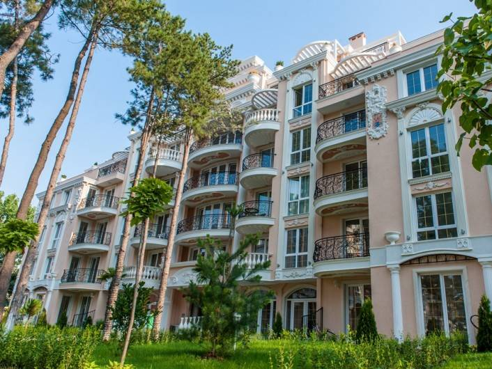Tристаен апартамент Слънчев Бряг 98 m2