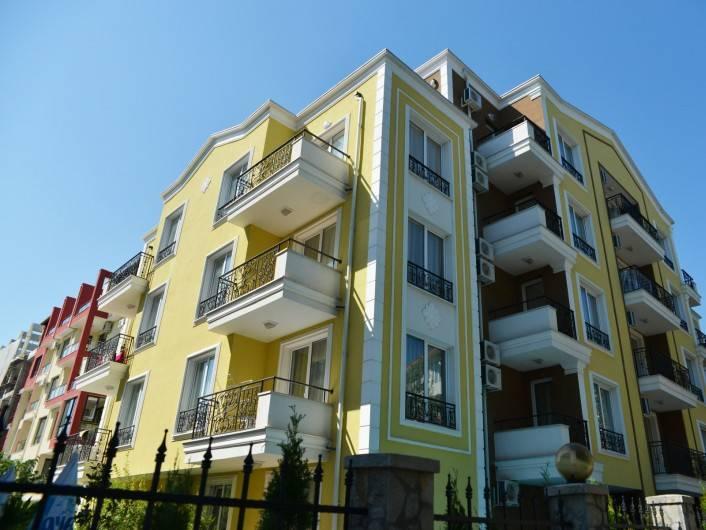 Eдностаен апартамент Слънчев Бряг 34 m2
