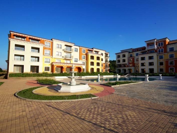 Двустаен апартамент Созопол 57 m2