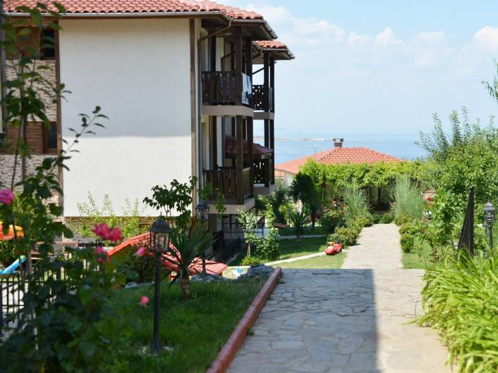 Двустаен апартамент Созопол  70 m2