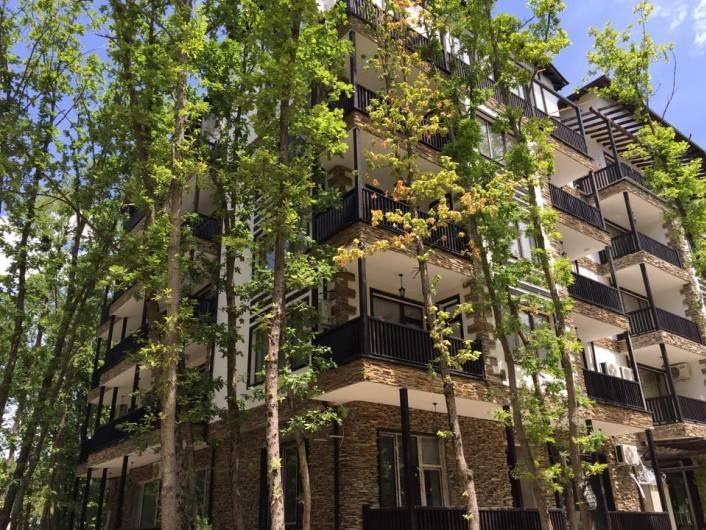 Тристаен апартамент Приморскo 78 m2