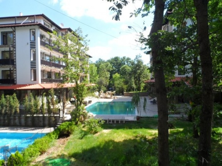 Двустаен апартамент Приморско 59 m2