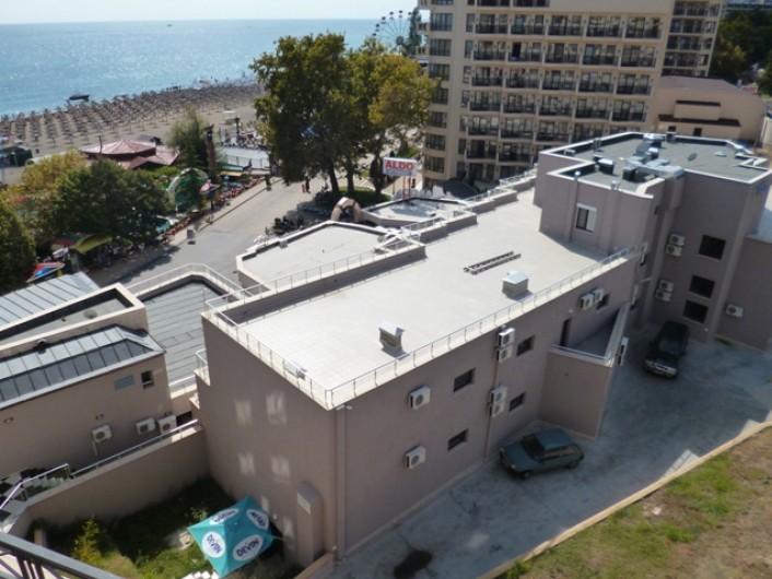 Eдностаен апартамент Златни пясъци 63 m2