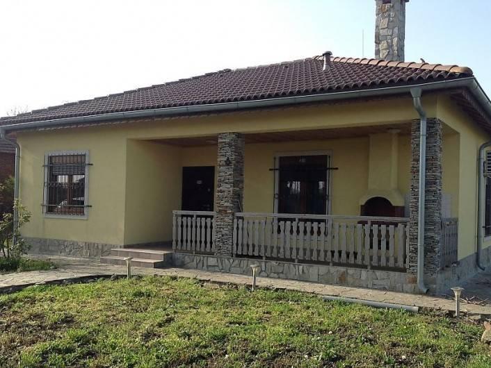 Къща Тръстиково 88 m2