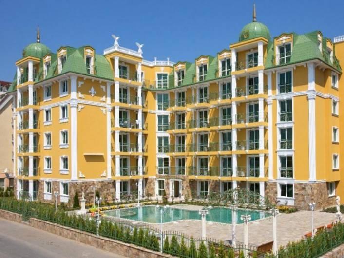 Eдностаен апартамент Слънчев Бряг 28 m2