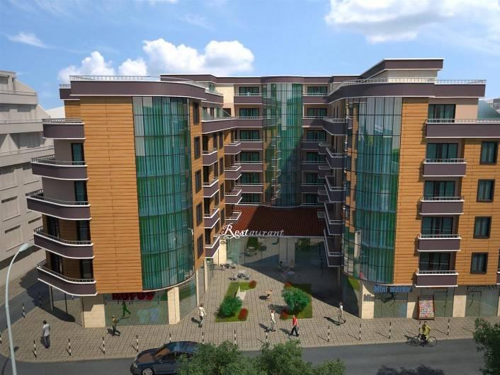 Tристаен апартамент Поморие 80 m2