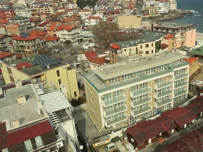 Eдностаен апартамент Созопол 34 m2