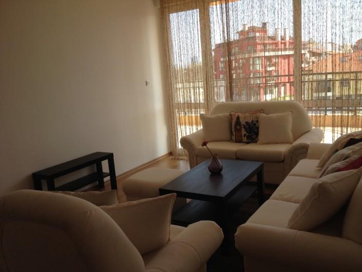 Двустаен апартамент Черно море Несебър 66 m2
