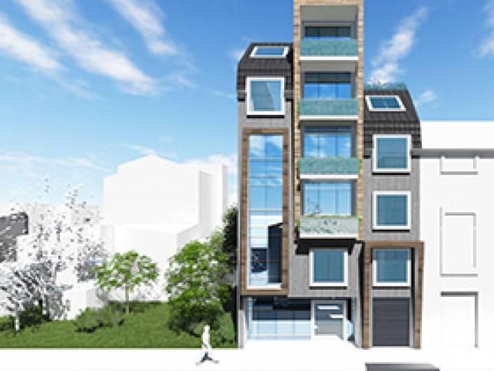 Двустаен апартамент Център Варна  56 m2