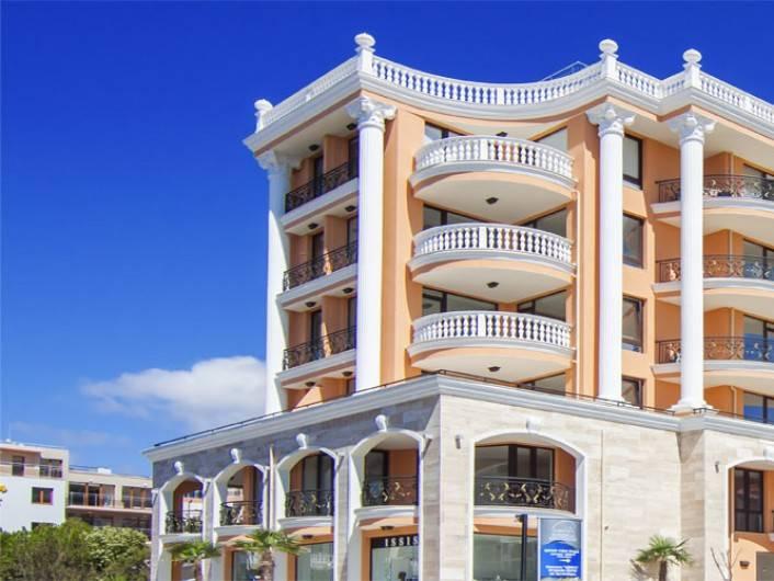 Двустаен апартамент Свети Влас 94 m2
