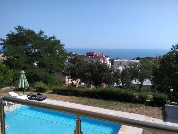 Двустаен апартамент Бриз Варна  60 m2
