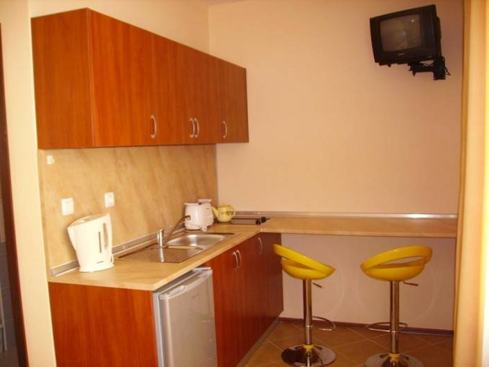 Eдностаен апартамент Слънчев Бряг 24 m2