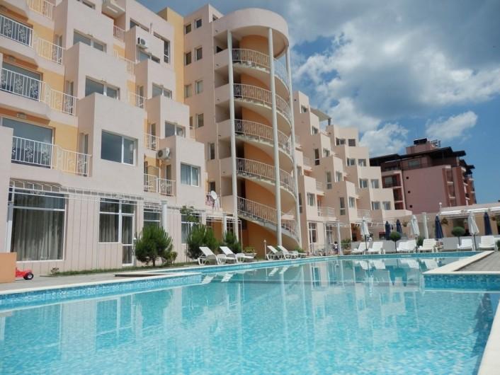 Двустаен апартамент Слънчев Бряг 46 m2