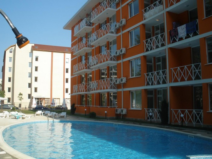 Eдностаен апартамент Слънчев Бряг 29 m2