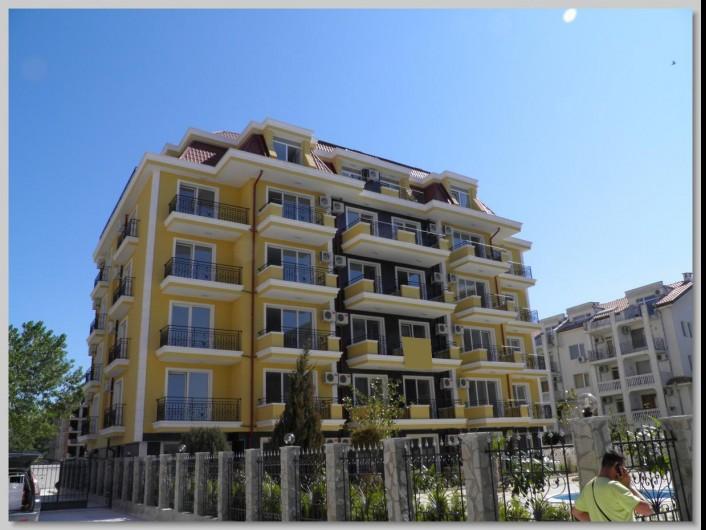 Eдностаен апартамент Слънчев Бряг 33 m2