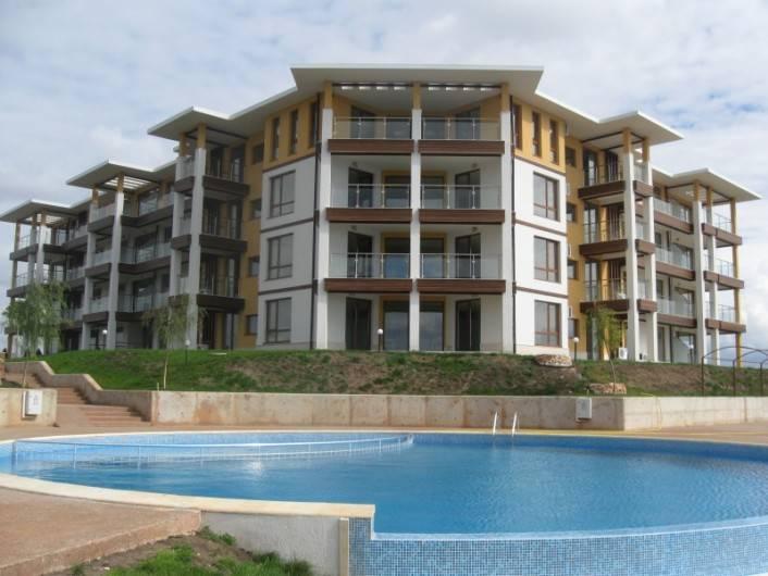Двустаен апартамент - 33 евро на ден