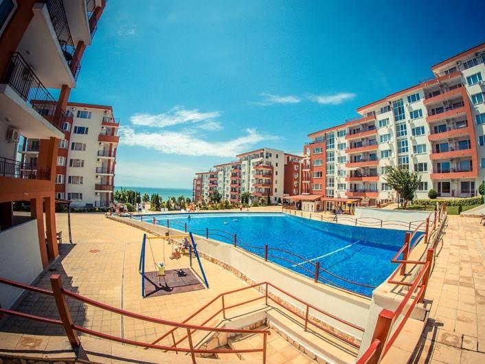 Едностаен апартамент - 31 евро на ден
