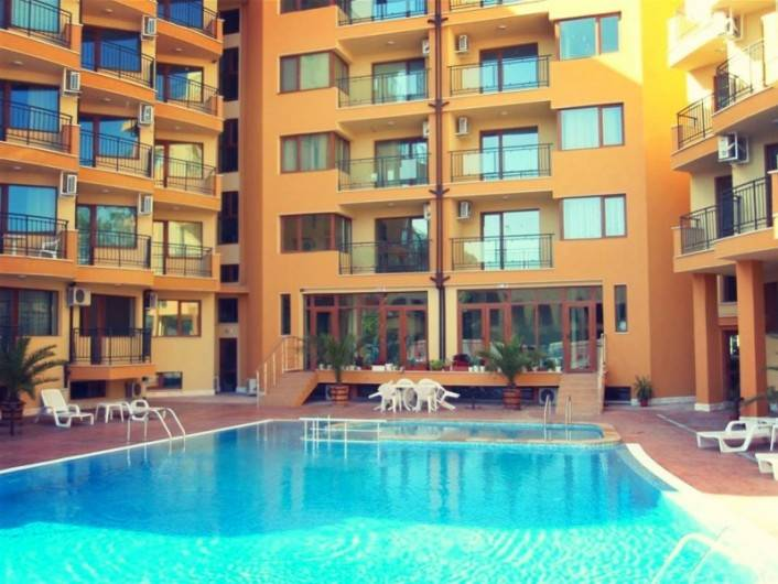 Eдностаен апартамент Слънчев Бряг 32 m2