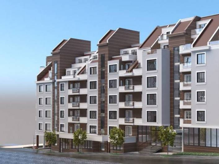 Двустаен апартамент Левски Варна 51 m2