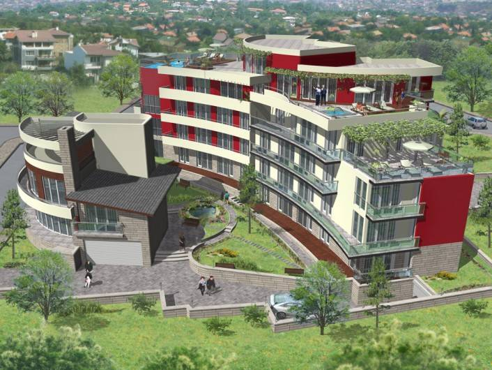 Двустаен апартамент Галата Варна  65 m2