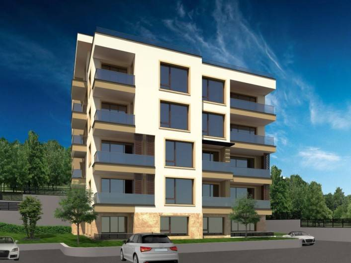 Tристаен апартамент Бриз Варна  87 m2