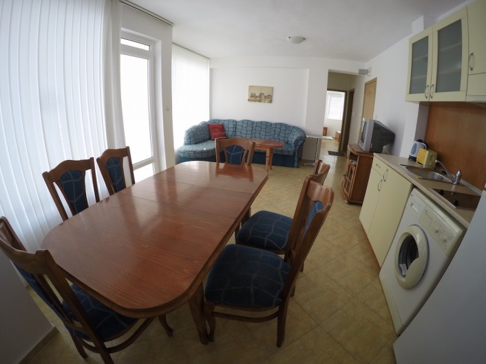 Tристаен апартамент Слънчев Бряг 81 m2
