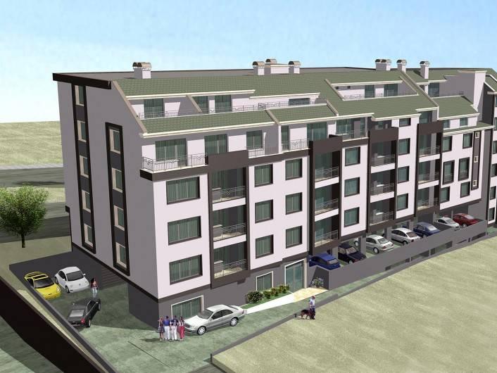 Многостаен апартамент Левски Варна  109 m2
